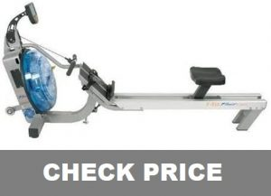 First Degree Fitness Evolution Fluid Compact Rower – Best Direct Driver System