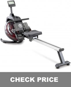 Marcy Pro Water Resistant Rower Machine – Most Innovative Rower