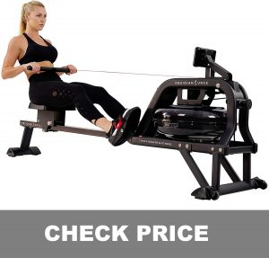 Sunny Health And Fitness Surge 500 – Most Ergo Efficient