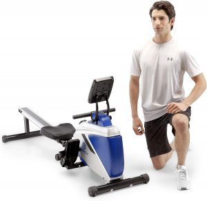 Marcy Foldable 8 Level Magnetic Rower